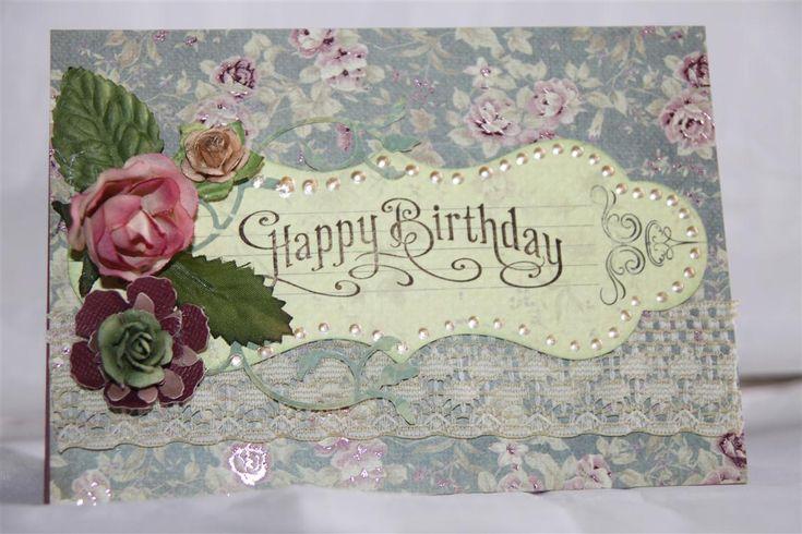 Magnolia grove number 5 - Helens Card Designs