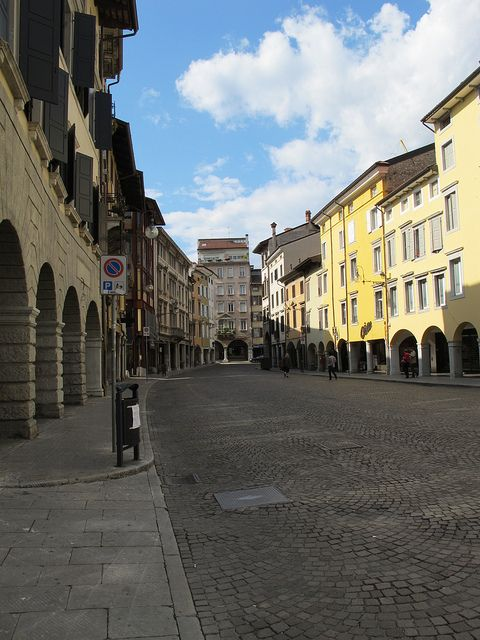 Udine, Friuli-Venezia Giulia, - #udine #friuli #city #travel #italy - Stop&Sleep Udine Italy