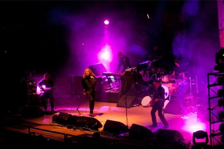 Hindsight: Robert Plant and the Sensational Space Shifters at Red Rocks