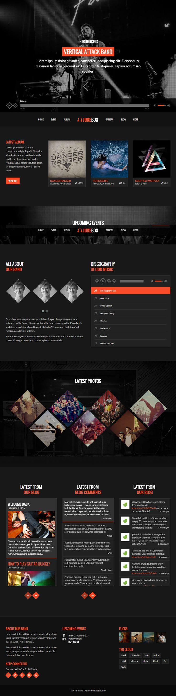 631 best Best WordPress Themes images on Pinterest
