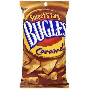 Caramel Bugles Sweet & Salty