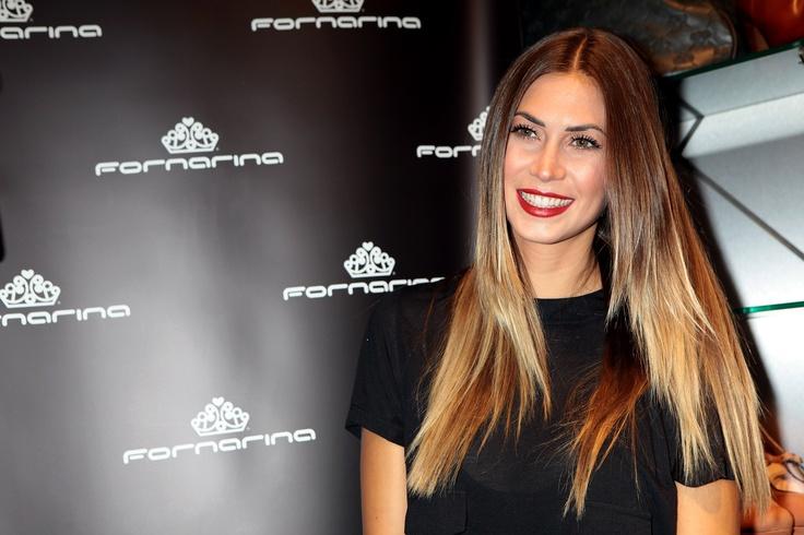 VFNO 2012 ROME - #Fornarina -  con Melissa Satta