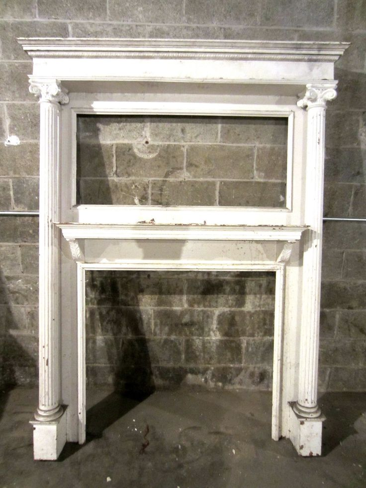 Best 25 vintage fireplace ideas on pinterest edwardian fireplace victorian fireplace and - Mantelpieces fireplaces ...