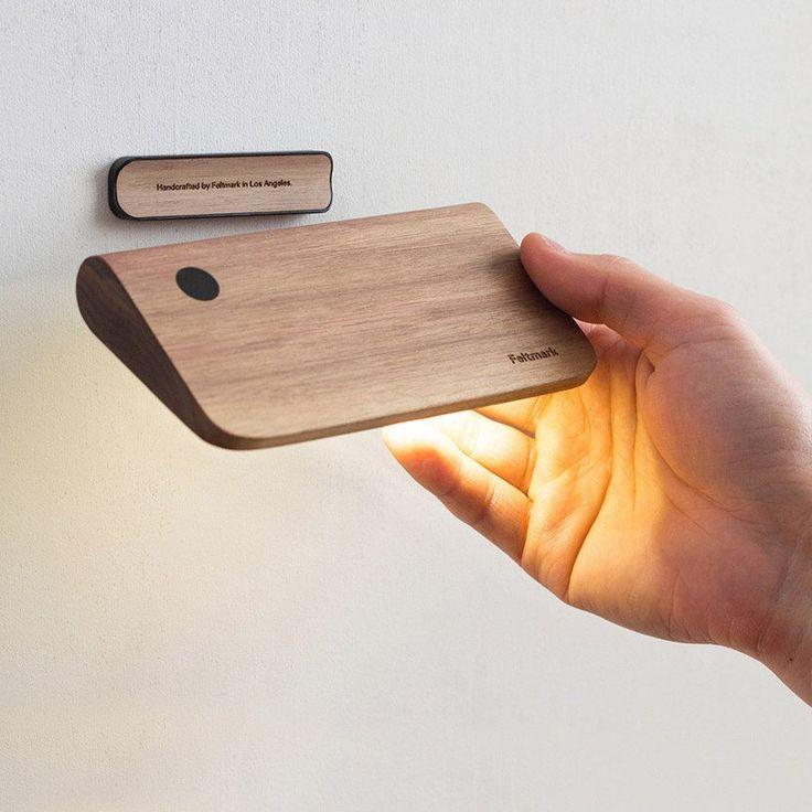 Fancy - Ellum Solar Motion Light by Feltmark