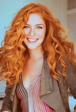 Redhead curls actress porn