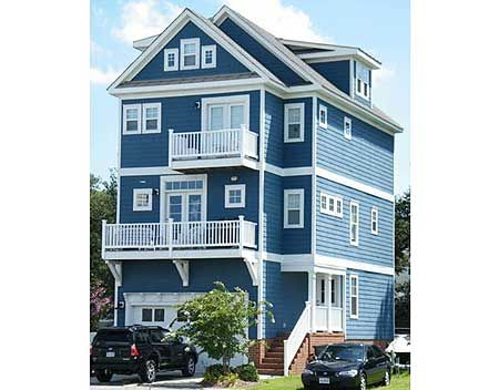 4 Story House 87 Best Beach & Coastal House Plans Images On Pinterest  Beach .