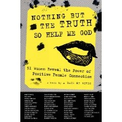 """@Gabby Bernstein says: """"love this book"""" #NothingButTheTruth book by @A Band of Wives (aka ABOW)"""