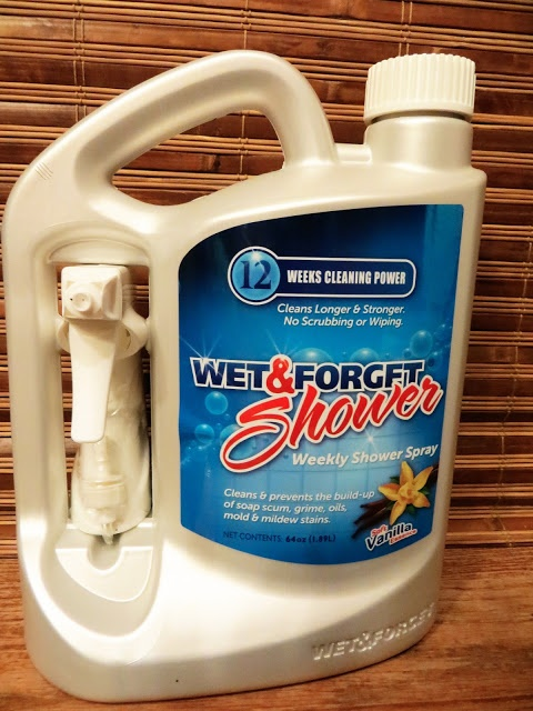 ready wet dp disinfectant shower amazon oz com k jug forget to cleaner use