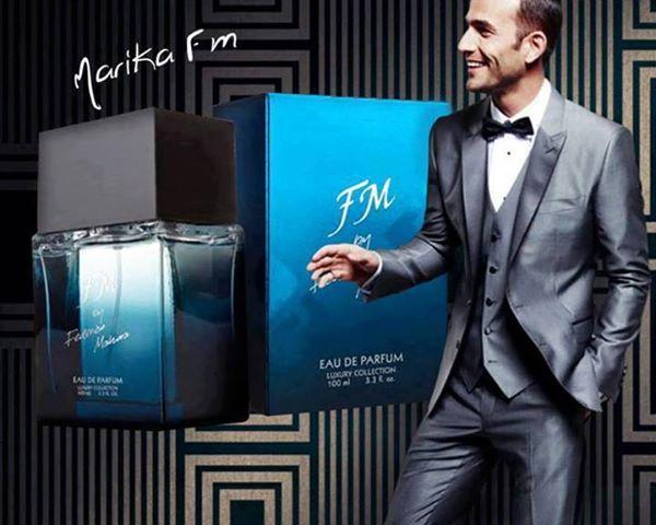 Parfum FM 195 Rp. 240.000  Eau de Perfume 16% Tersedia dalam kemasan 100 ml  Sebuah gabungan coriander dan cardamom yang dihembuskan dengan sentuhan mewah tobacco.  http://fm-dcigroup.com/?id=FMGresik