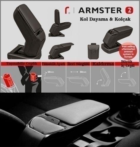 Armster2 Opel Astra J Kol Dayama Kolçak 2009/2013