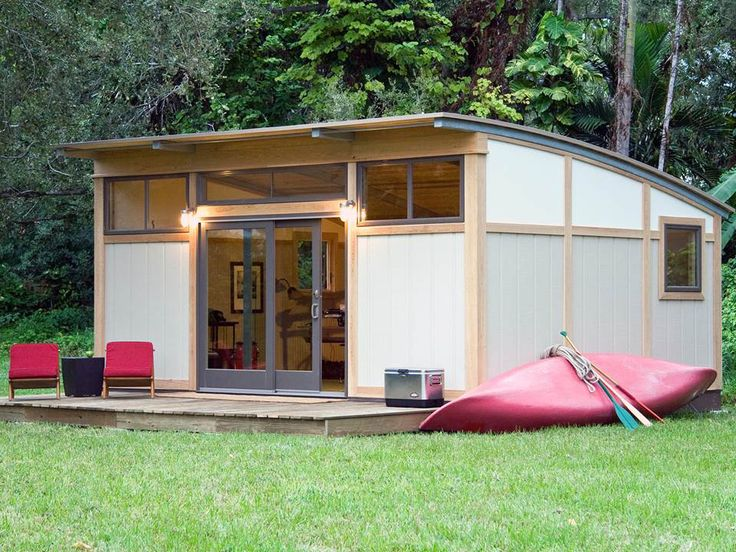144 best images about prefab shipping container homes for Prefab backyard homes