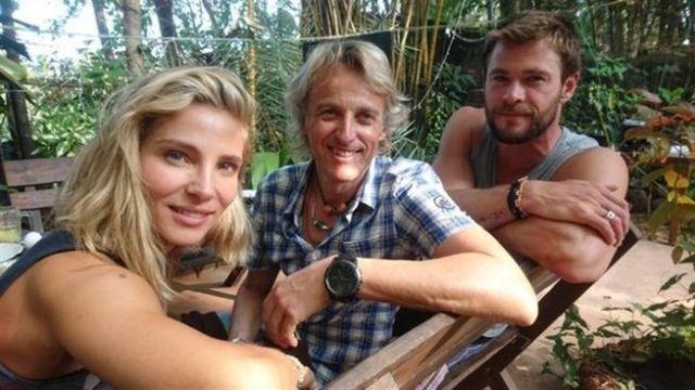 La 'traición' del marido de Elsa Pataky a Jesús Calleja