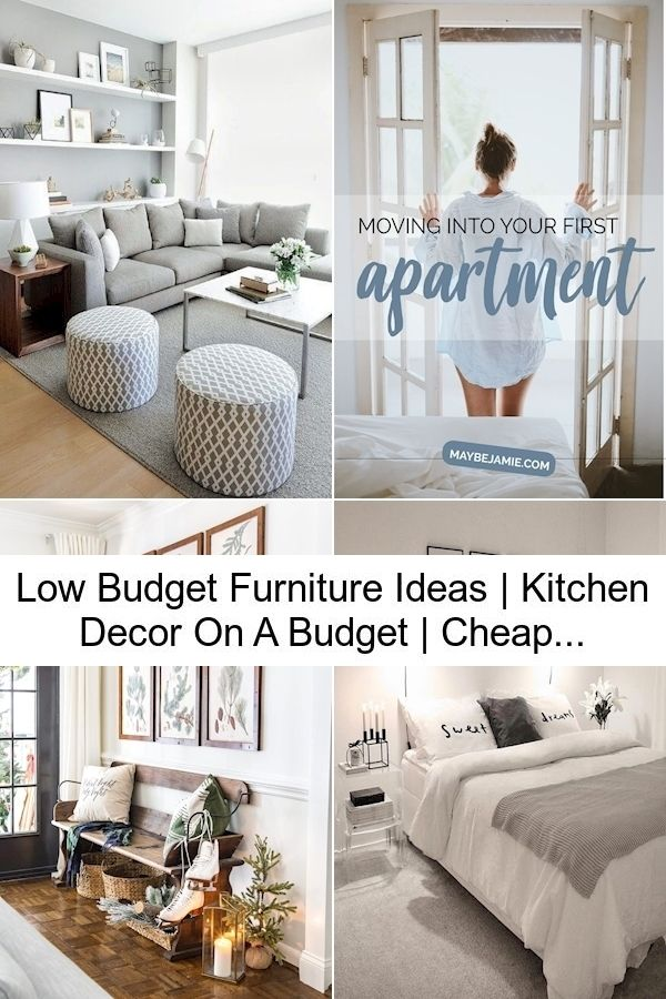 Low Budget Furniture Ideas Kitchen Decor On A Budget Cheap Decorating Ideas For Bedroom Decorating On A Budget Budget Furniture Home Decor Hacks