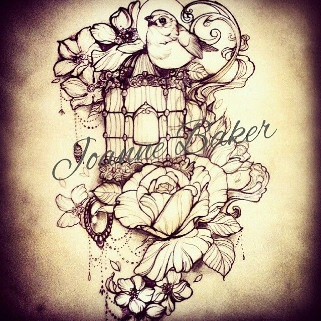 24 besten baroque tattoos bilder auf pinterest blackwork r cken tattoos f r m dchen und drawing. Black Bedroom Furniture Sets. Home Design Ideas