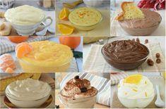 Le CREME per FARCIRE PANETTONE e PANDORO che vi propongo sono tutte facilissime da fare e perfette anche per torte e pasticcini