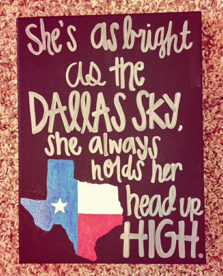 she's like texas- josh abbott band!