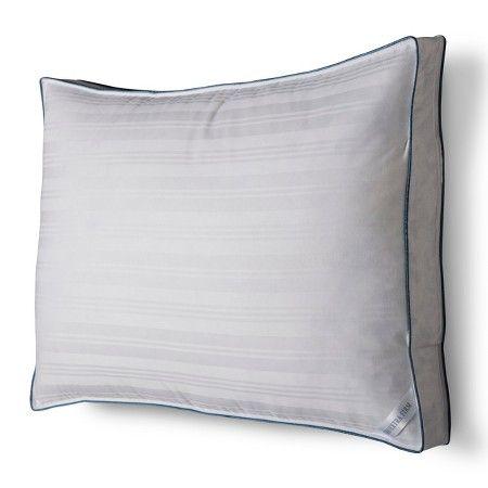 Down Surround Firm/Extra Firm Pillow - White (Standard/Queen) - Fieldcrest™…