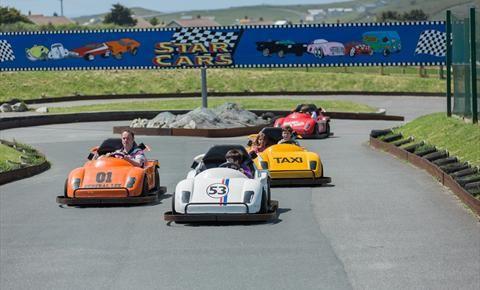 Holywell Bay Fun Park, Holywell Bay, Newquay