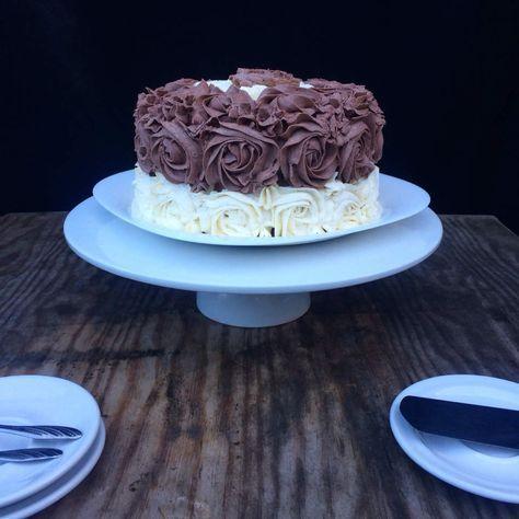 Voici un gâteau de couche très gourmand au chocolat ultra simple et assez simple à réaliser …   – Patisserie