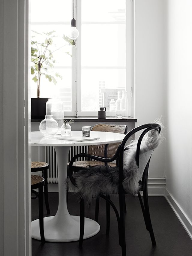Ikea Docksta 4 : Kauniit neliöt