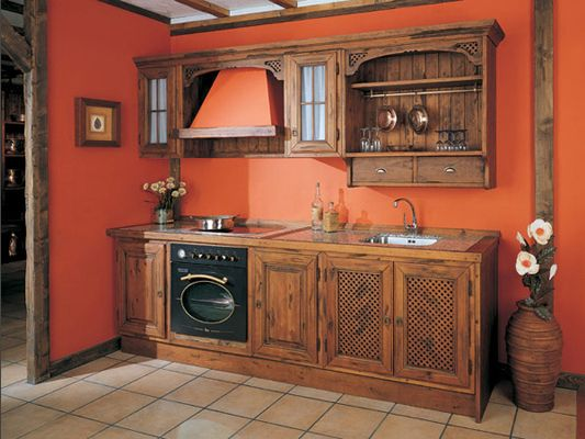 1000+ ideas about Muebles De Cocina Rusticos on Pinterest  Kitchen