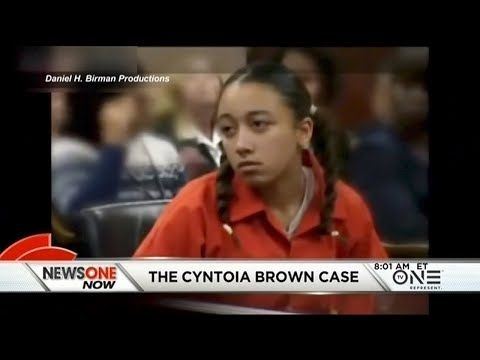 Ex-Child Sex Slave Cyntoia Brown Serving Life Sentence For Killing The Man Who Exploited Her - YouTube