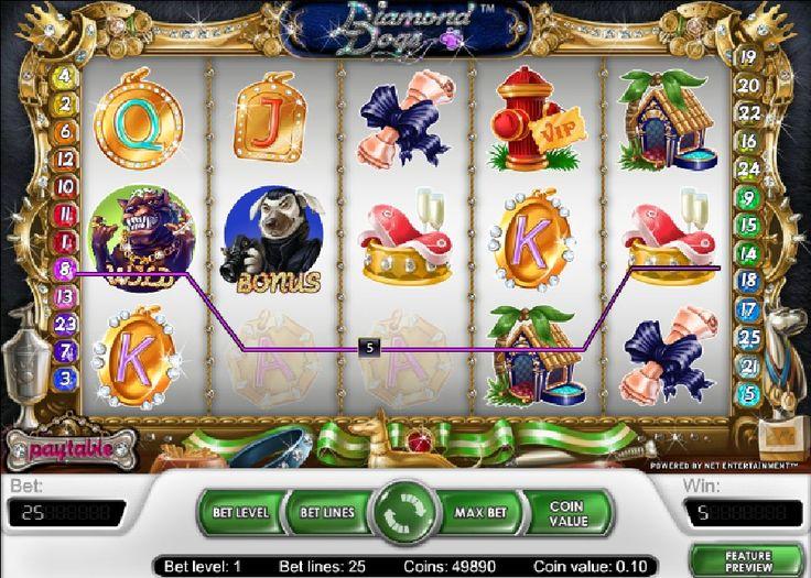 Večierok plný diamantov a výhier s nezvyčajnou spoločnosťou! Čaká na Vás množstvo zaujímavých funkcií a symbolov, s ktorými môžete získať nemalé finančné potešenie. http://www.3diamanty.com/hry/hracie-automaty-diamond-dogs-online #3diamanty #HracieAutomaty #Jackpot #Vyhra #DiamondDogs
