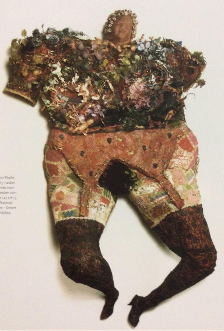 Niki de St.Phalle, Crucifixion, 1963