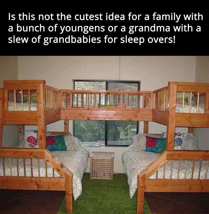 1000+ Ideas About Small Bunk Beds On Pinterest