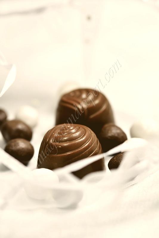 Photos product - chocolate