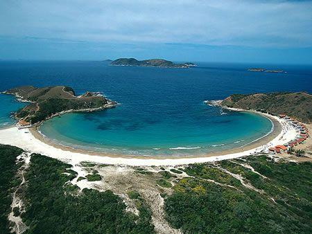 Praia das Conchas - Cabo Frio (Brazil)