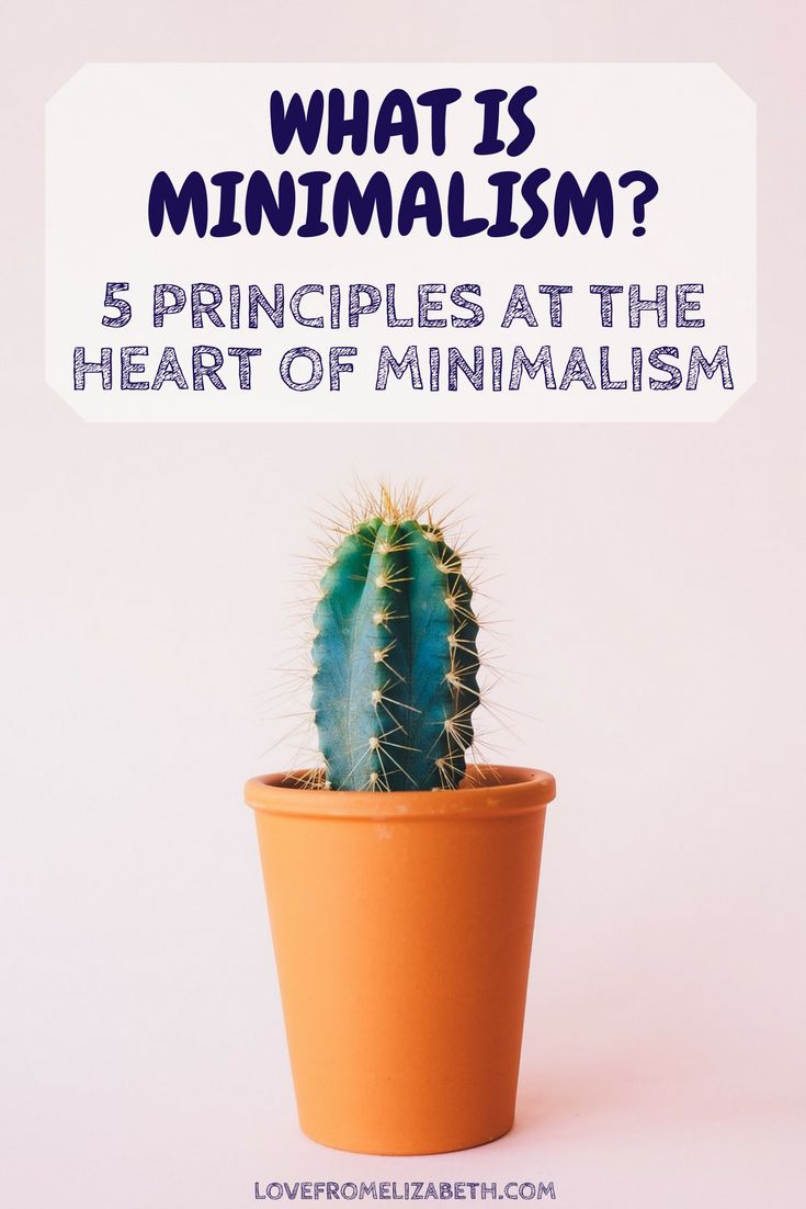 What Is Minimalism: 5 Principles At The Heart Of Minimalism | Minimalism is more than just getting rid of all your stuff. Here are 5 basic principles that minimalists like to follow.