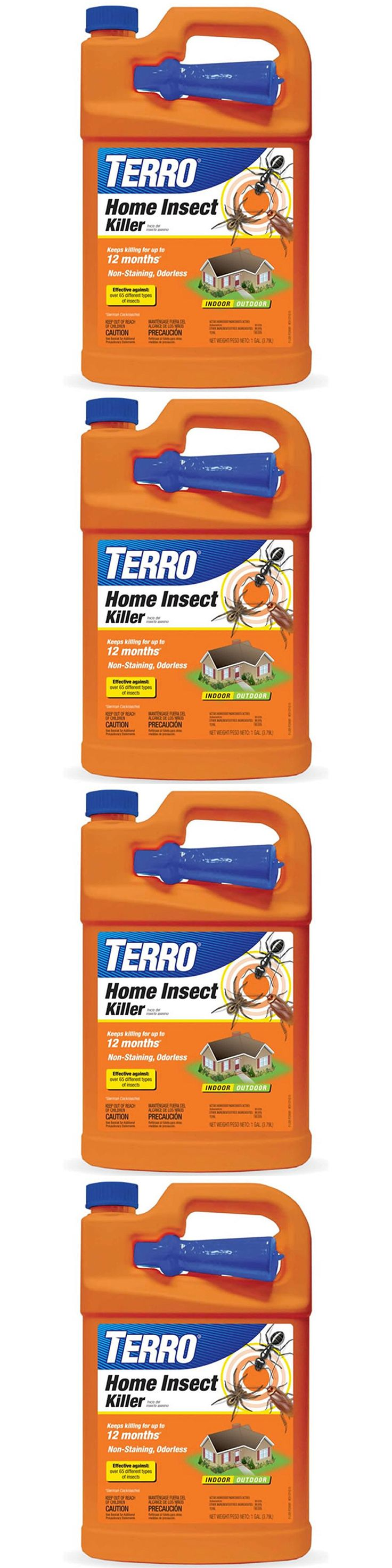Foggers 181037: Insect Bug Spray Killer Roach Ant Spider Home Indoor Outdoor Pest Control 1-Gal -> BUY IT NOW ONLY: $37.95 on eBay!