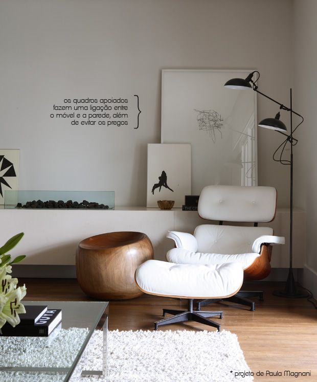 Living Room | The Curated House