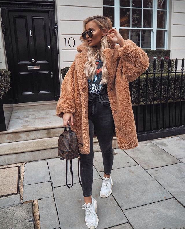 Style Fashion Outfits Ootd Clothing Clothes Fall Autumn Winter Fallfashion Autumnfashion Winterfashio Fall Fashion Coats London Outfit Brown Outfit