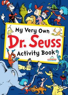 Dr. Seuss Free 20 pg Printable at education.com from official Seussville: Drseuss, Free Dr, Seuss Activity, Activities, Dr Suess, Dr. Seuss, Activity Books, Dr Seuss, Dr.Seuss