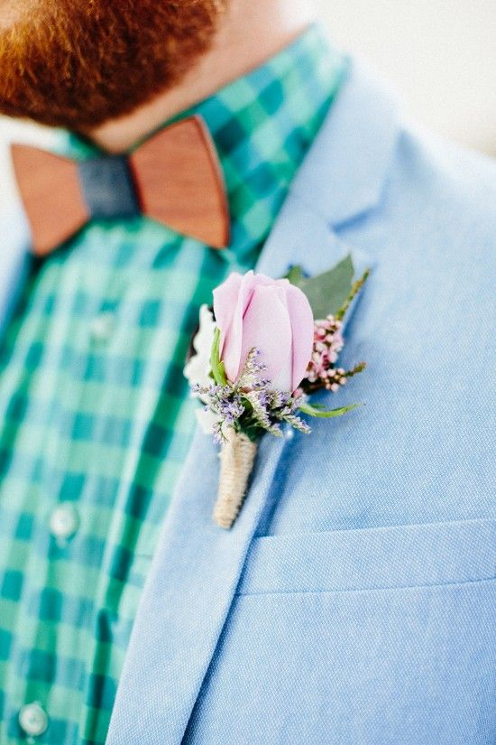 Peggy and Finn Groom Accessories