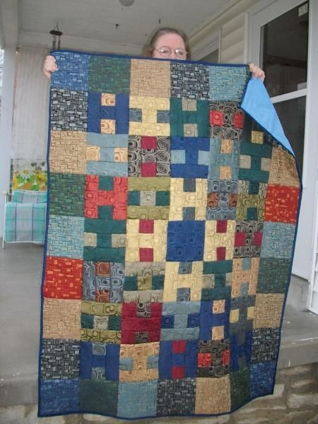 Another H Quilt