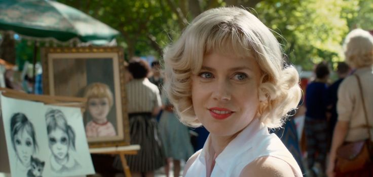 Watch the Eye Popping Trailer for Tim Burton's Big Eyes'. | this is really intriguing, I'm looking forward to it.|