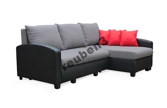 PORTO narożnik rogówka sofa bonell łóżko 160
