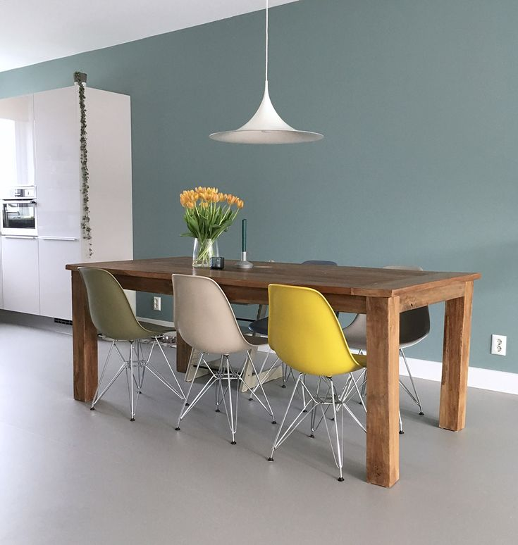 25 beste idee n over eetkamer kleuren op pinterest formele eetkamer decor eetkamer verf en - Ideeen kleuren lounge ...