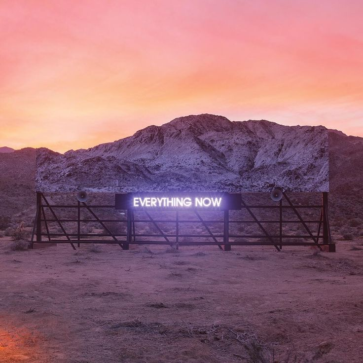 Arcade Fire « Everything Now »