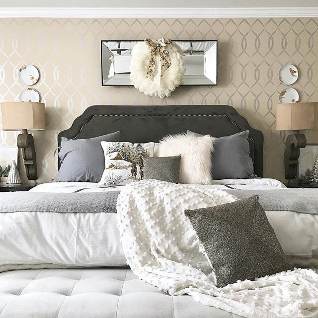 795 best Stenciled & Painted Bedrooms images on Pinterest ...