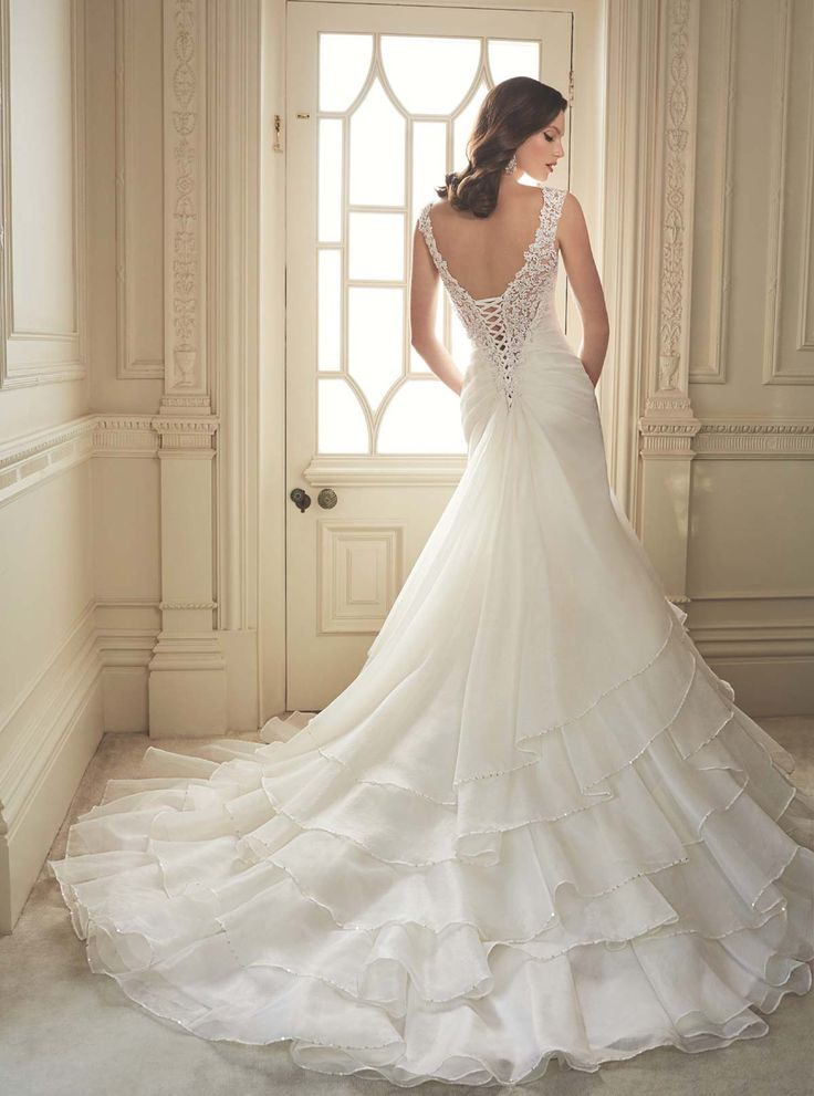 1335 best wedding dresses images on pinterest short for Wedding dress cleaning chicago