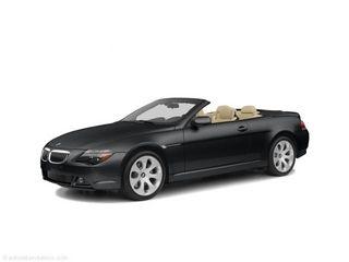2005 BMW 645Ci Convertible