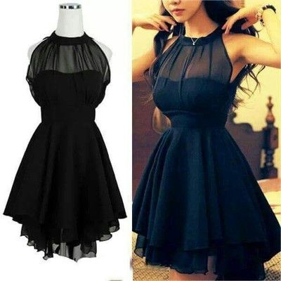 Cute Homecoming Dress,Halter Homecoming Dress,Chiffon Homecoming Dress,Short Prom Dress
