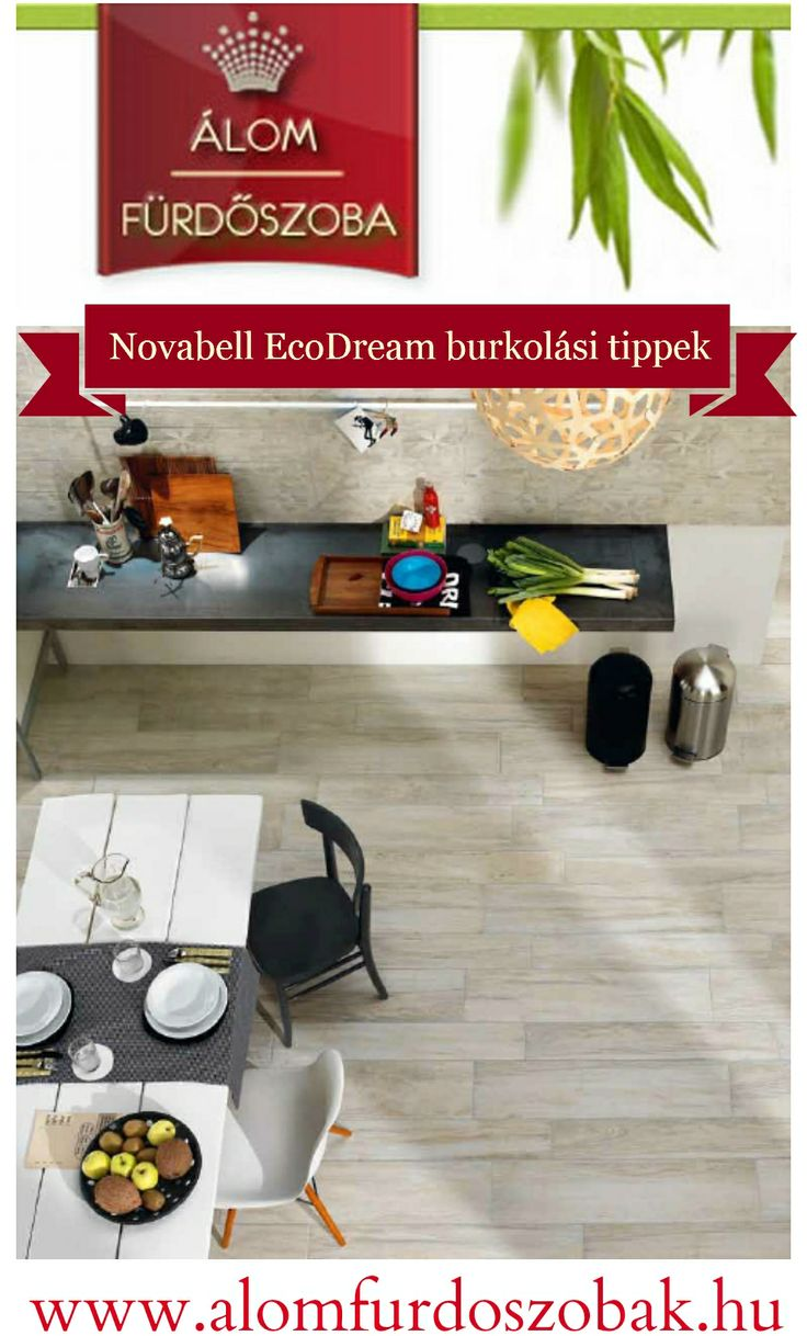Novabell EcoDream fahatású padlólap akció