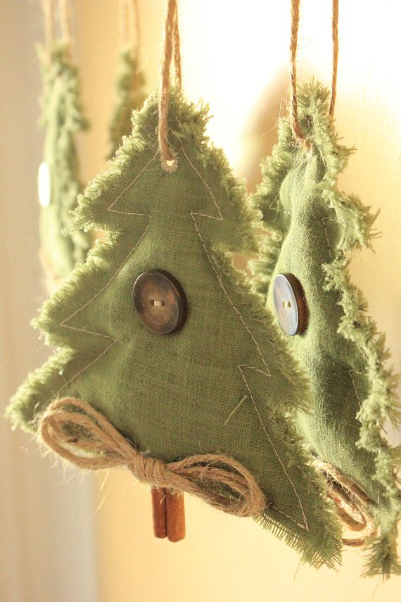 Items similar to ON SALE Texas Primitive Country Christmas Tree Ornament on Etsy
