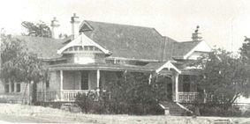 Junior school MLC South Perth 1957