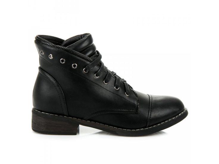Členkové topánky Anesia Paris